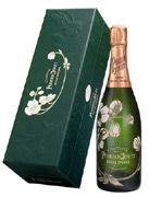 Perrier-Jouet Belle Epoque with Gift Box 1999 Front Label