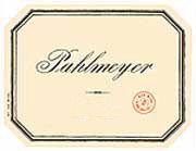 Pahlmeyer Napa Valley Proprietary Red 2004 Front Label