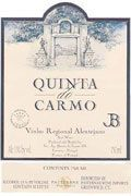 Quinta do Carmo  2002 Front Label