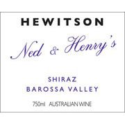 Hewitson Ned and Henry's Shiraz 2006 Front Label