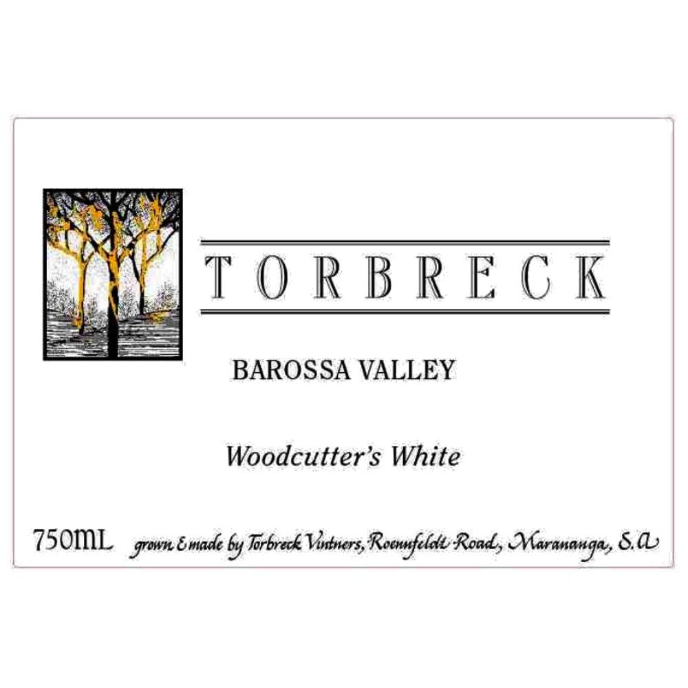 Torbreck Woodcutter's Semillon 2006 Front Label
