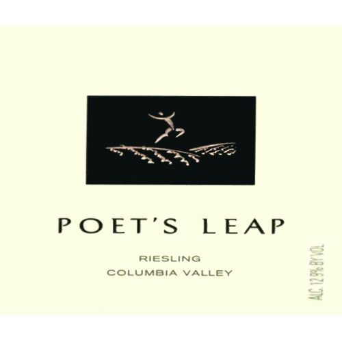 Poet's Leap Riesling 2006 Front Label