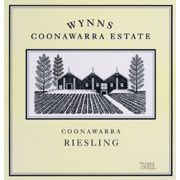 Wynns Coonawarra Estate Riesling 2005 Front Label