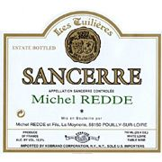 Michel Redde Sancerre 2006 Front Label