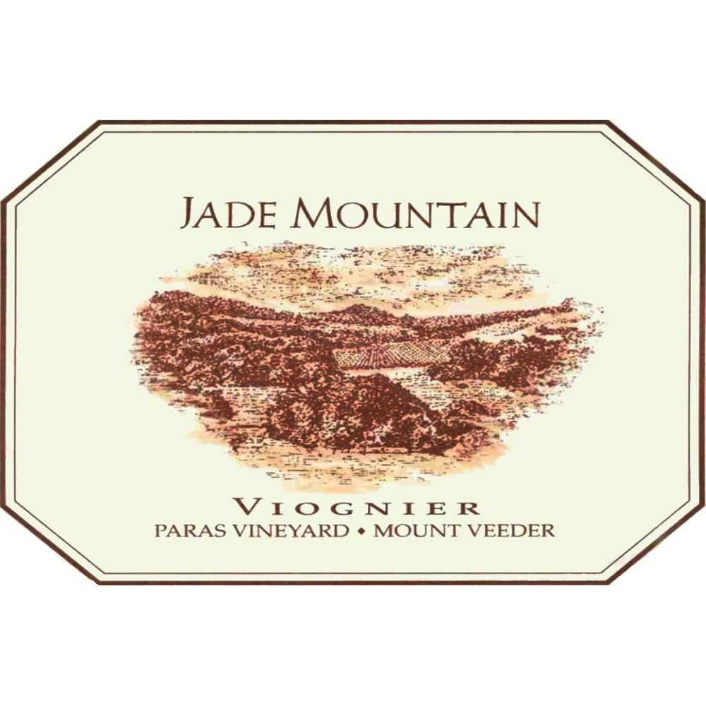 Jade Mountain Napa Valley Viognier 2005 Front Label