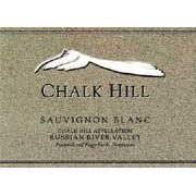 Chalk Hill Sauvignon Blanc 2006 Front Label