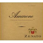 Zenato Amarone 2004 Front Label
