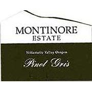 Montinore Pinot Gris 2006 Front Label