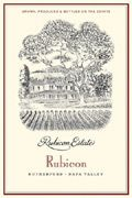 Inglenook Rubicon 2004 Front Label