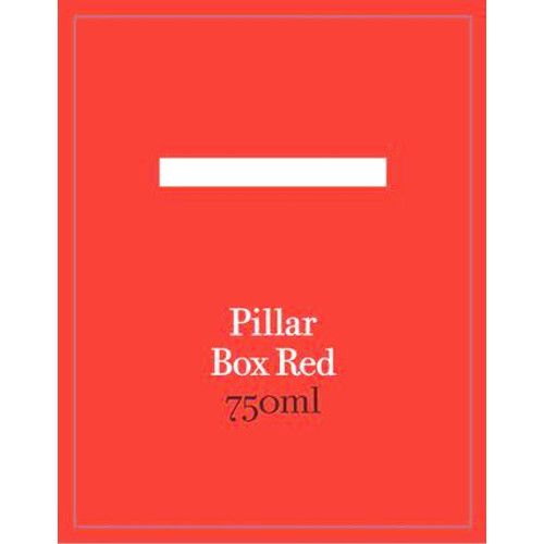 Pillar Box Padthaway Red 2007 Front Label