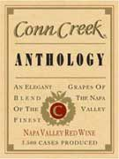 Conn Creek Anthology (1.5 Liter Magnum) 2003 Front Label