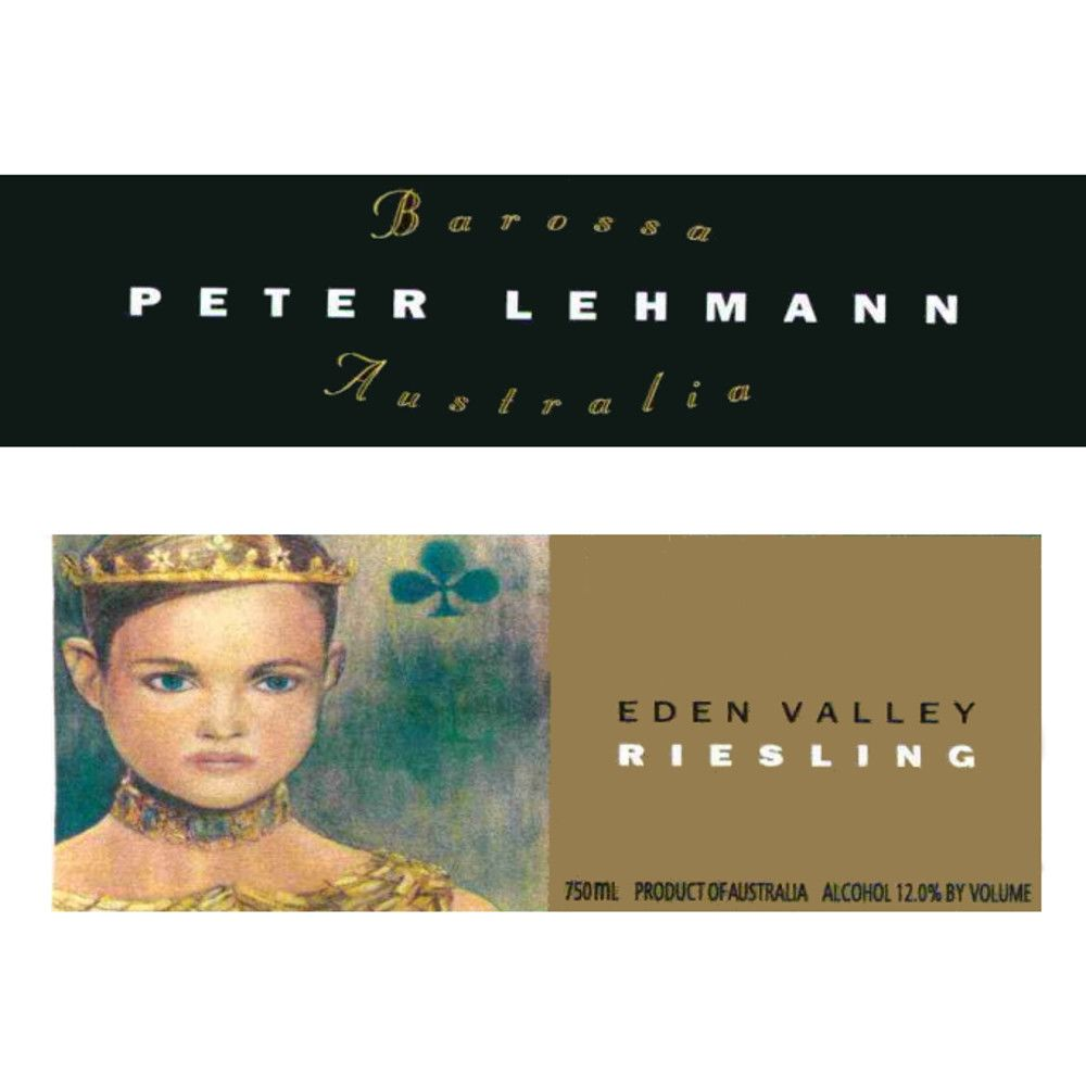 Peter Lehmann Portrait Eden Valley Riesling 2007 Front Label