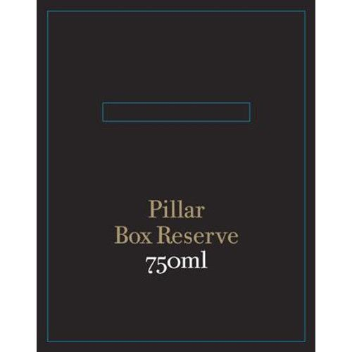 Pillar Box Padthaway Reserve Red 2006 Front Label