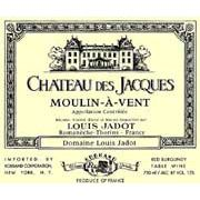 Chateau des Jacques Moulin-a-Vent 2006 Front Label