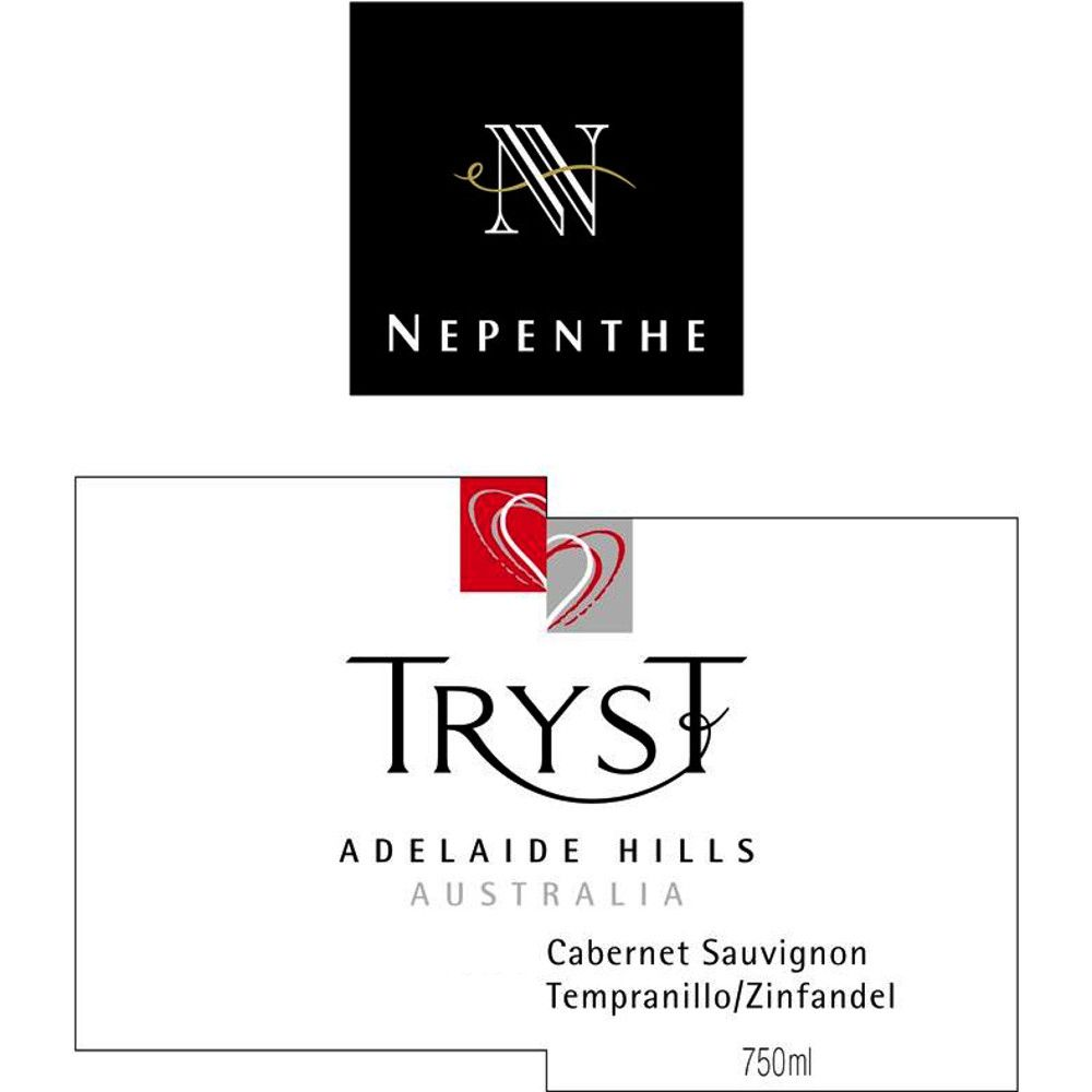 Nepenthe The Tryst 2006 Front Label