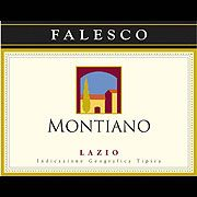 Falesco Montiano 2004 Front Label