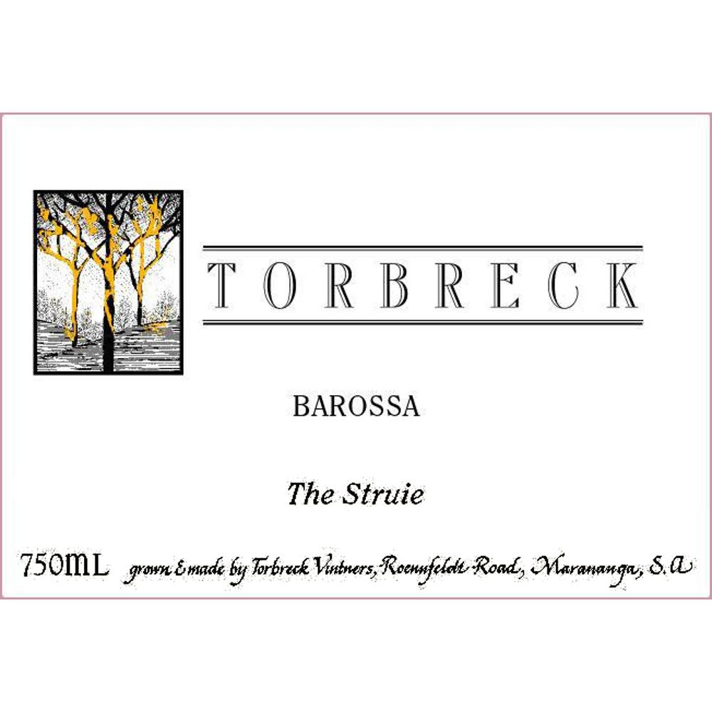 Torbreck The Struie 2006 Front Label