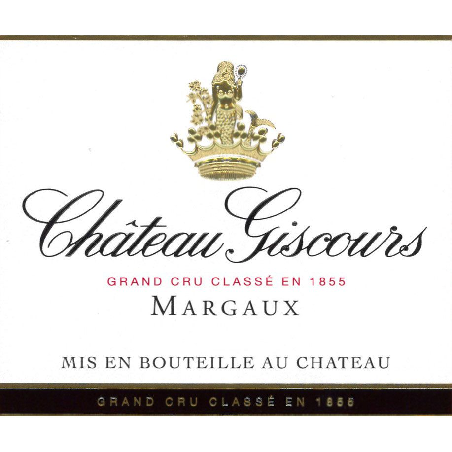 Chateau Giscours  2005 Front Label
