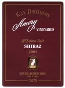 Kay Brothers Shiraz 2004 Front Label