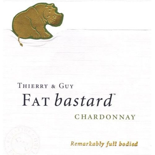 Fat Bastard Chardonnay 2007 Front Label