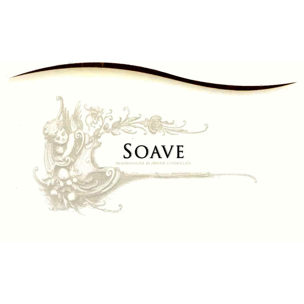 Allegrini Soave 2007 Front Label