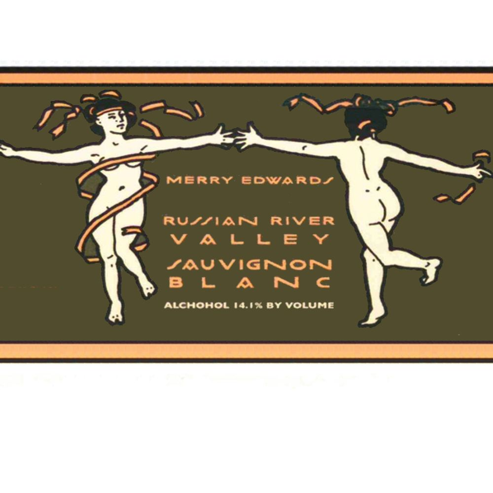 Merry Edwards Sauvignon Blanc 2006 Front Label