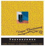 Trevor Jones Virgin Chardonnay 2007 Front Label