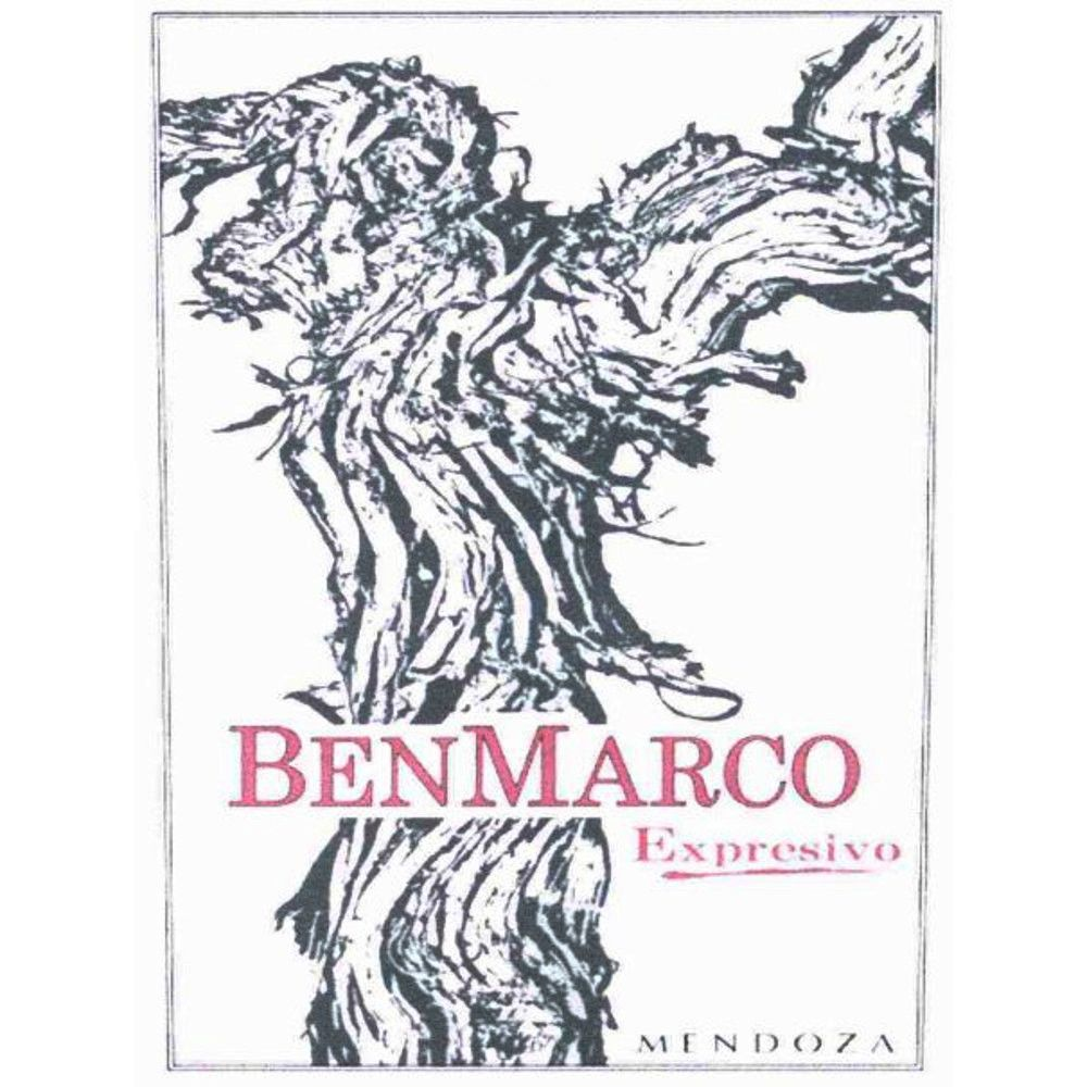 BenMarco Expresivo 2006 Front Label