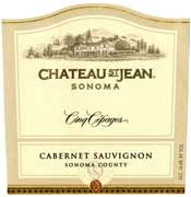 Chateau St. Jean Cinq Cepages 2005 Front Label