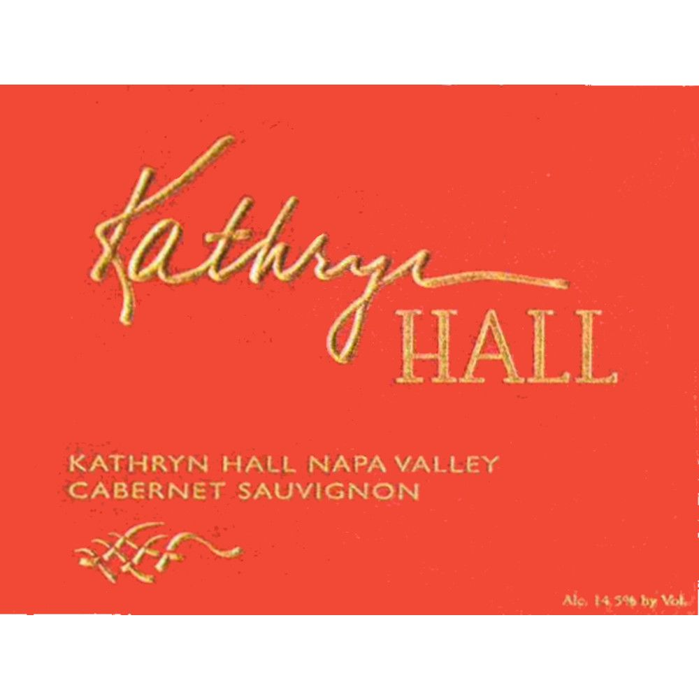 Hall Kathryn Hall Cabernet Sauvignon 2006 Front Label