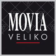 Movia Veliko Rosso 2002 Front Label