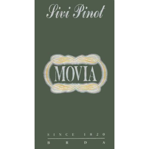 Movia Pinot Grigio 2005 Front Label