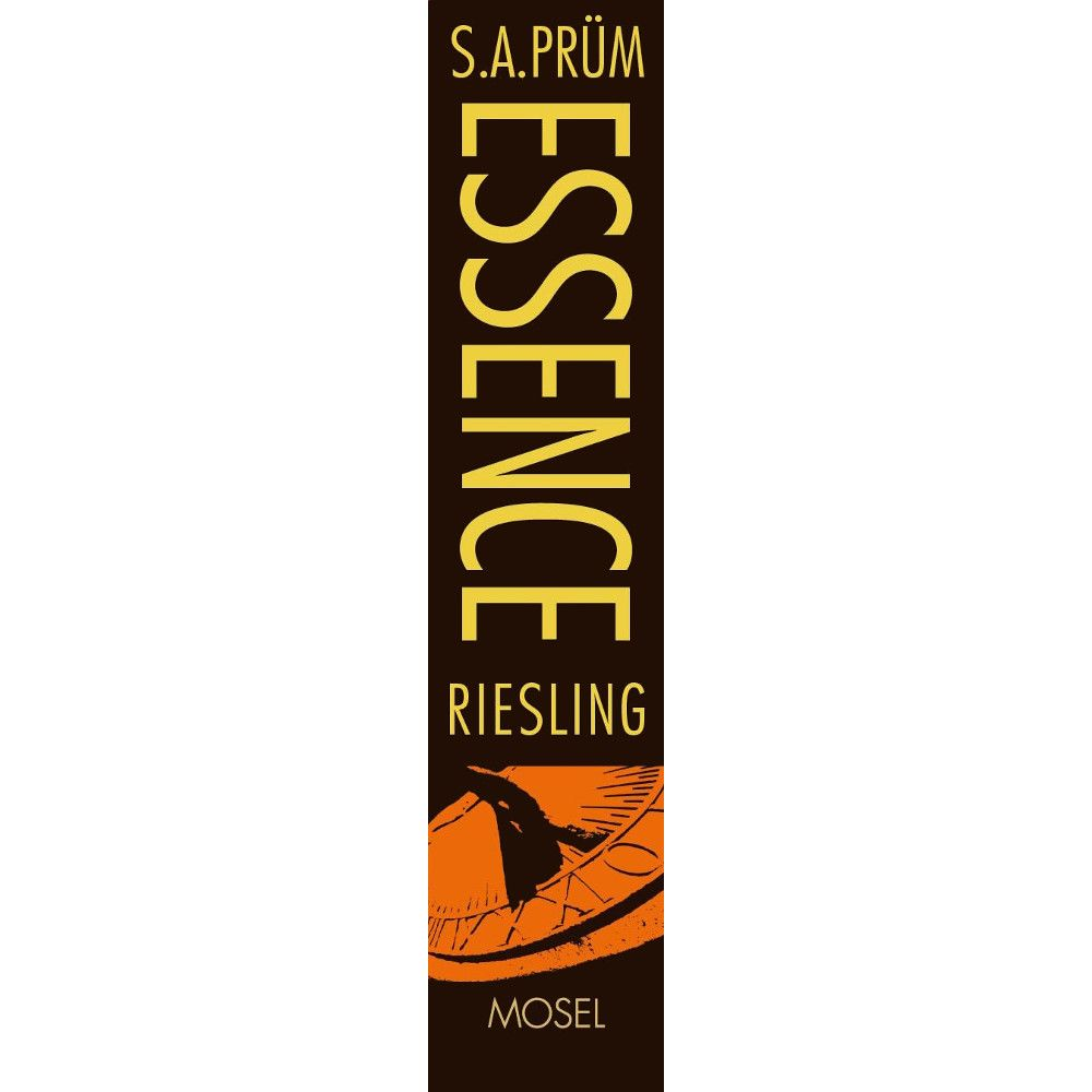 S.A. Prum Essence Riesling 2008 Front Label