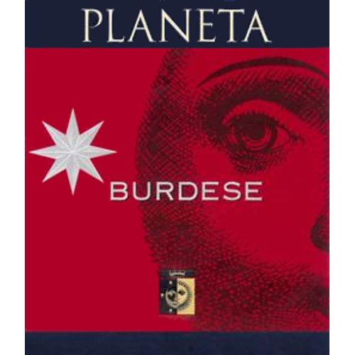 Planeta Burdese 2005 Front Label