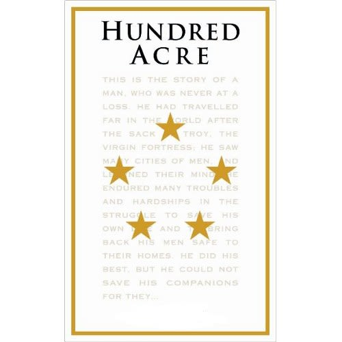 Hundred Acre Ark Vineyard Cabernet Sauvignon 2006 Front Label