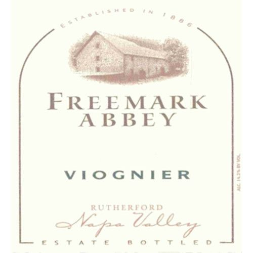 Freemark Abbey Viognier 2006 Front Label