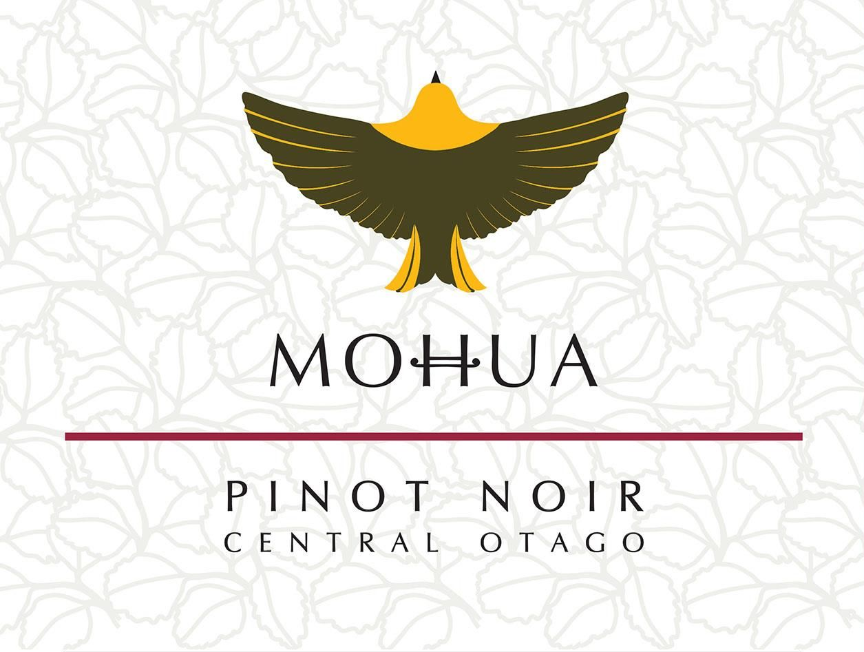 Mohua Pinot Noir 2017  Front Label
