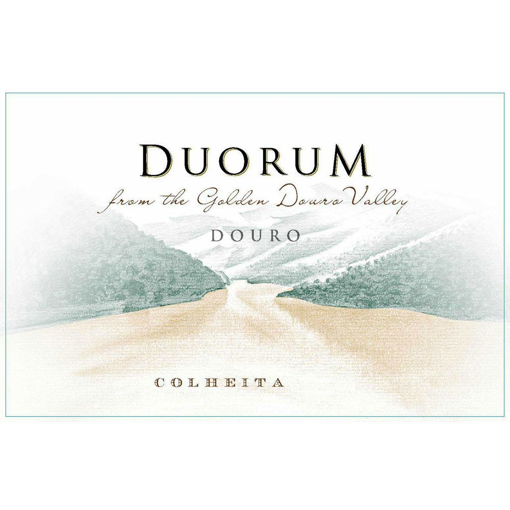 Duorum Colheita 2016  Front Label