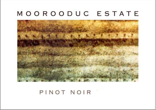Moorooduc Estate Pinot Noir 2014 Front Label