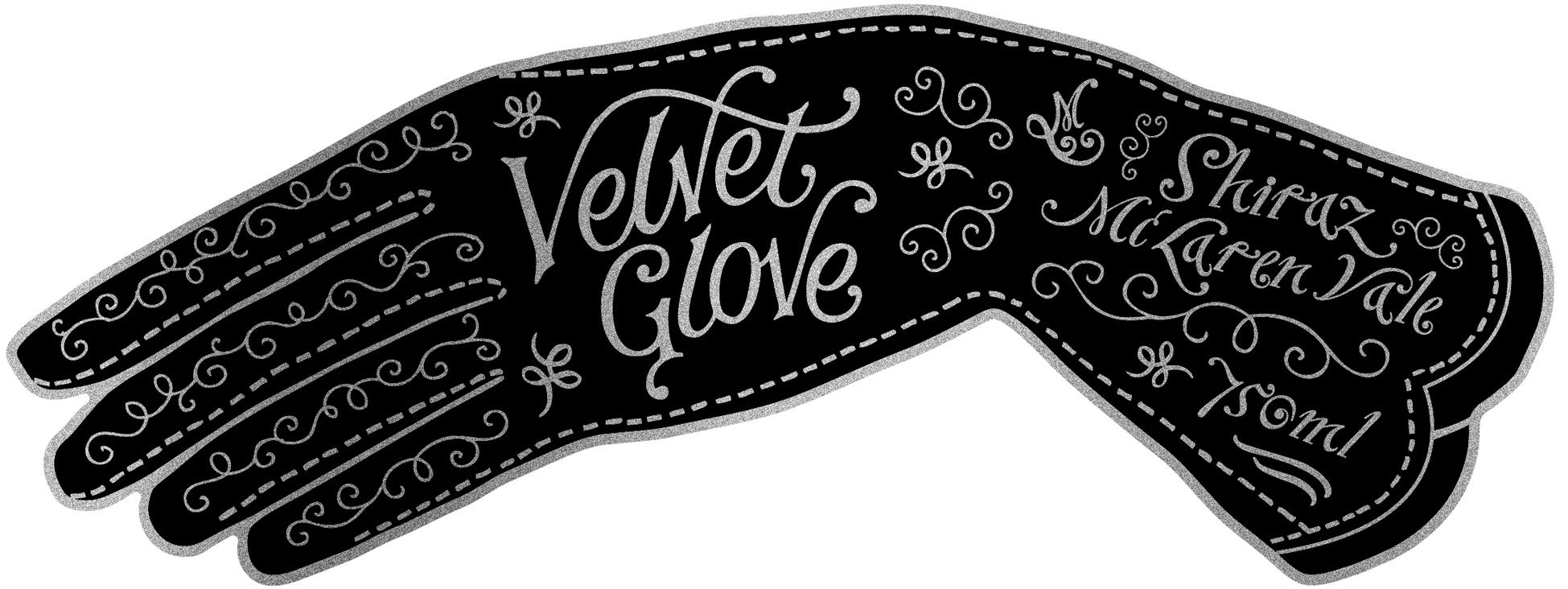 Mollydooker Velvet Glove Shiraz 2018  Front Label