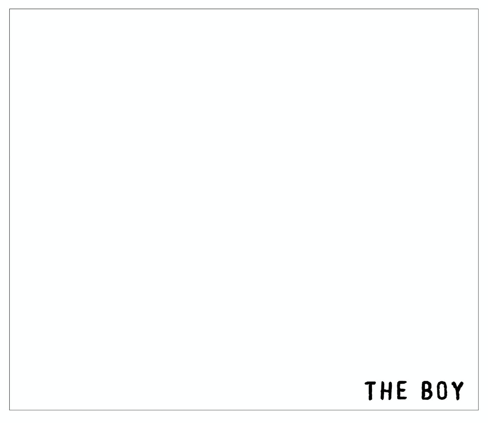 K Vintners The Boy Grenache 2016  Front Label