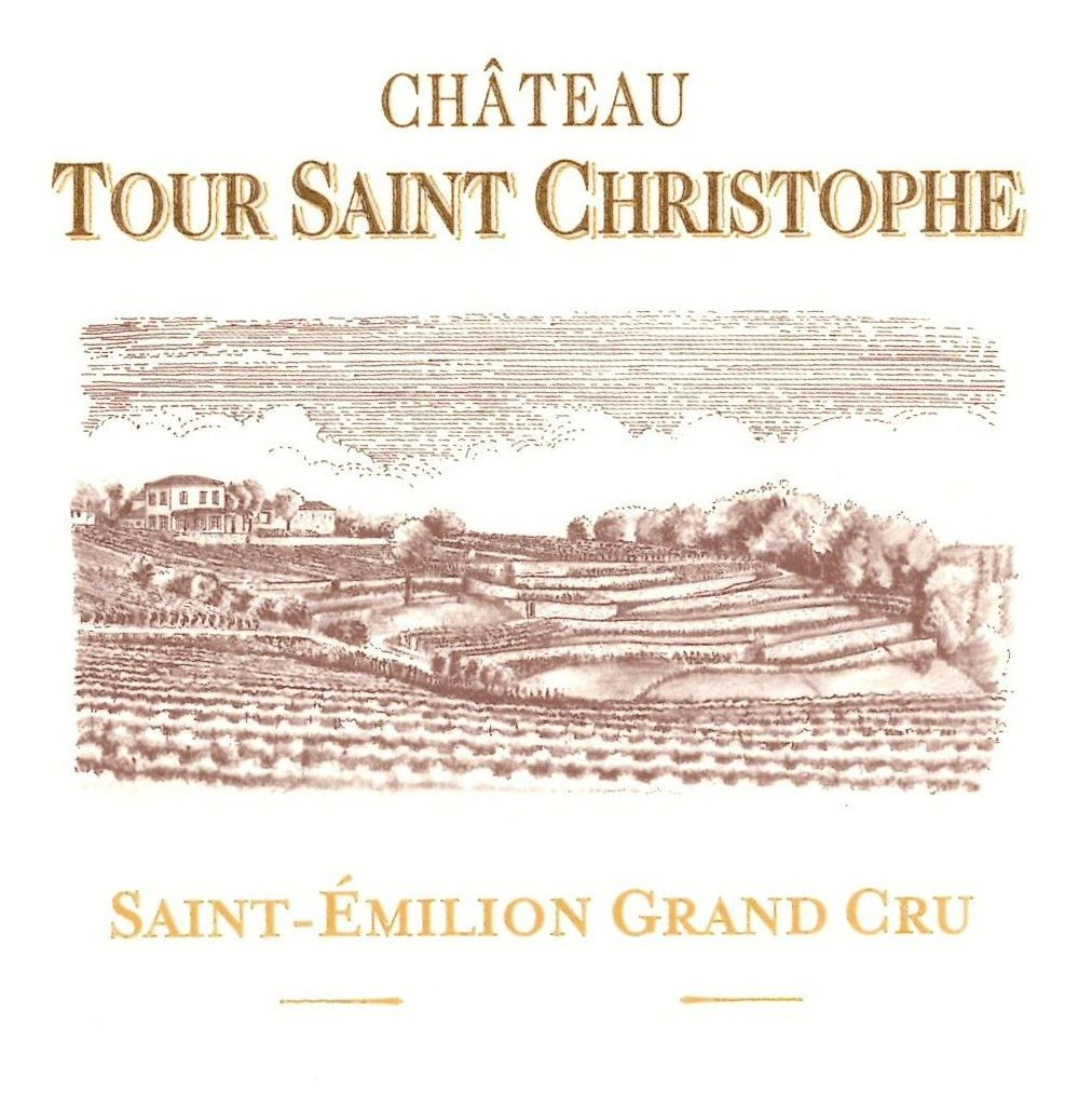 Tour Saint Christophe (Futures Pre-Sale) 2018  Front Label