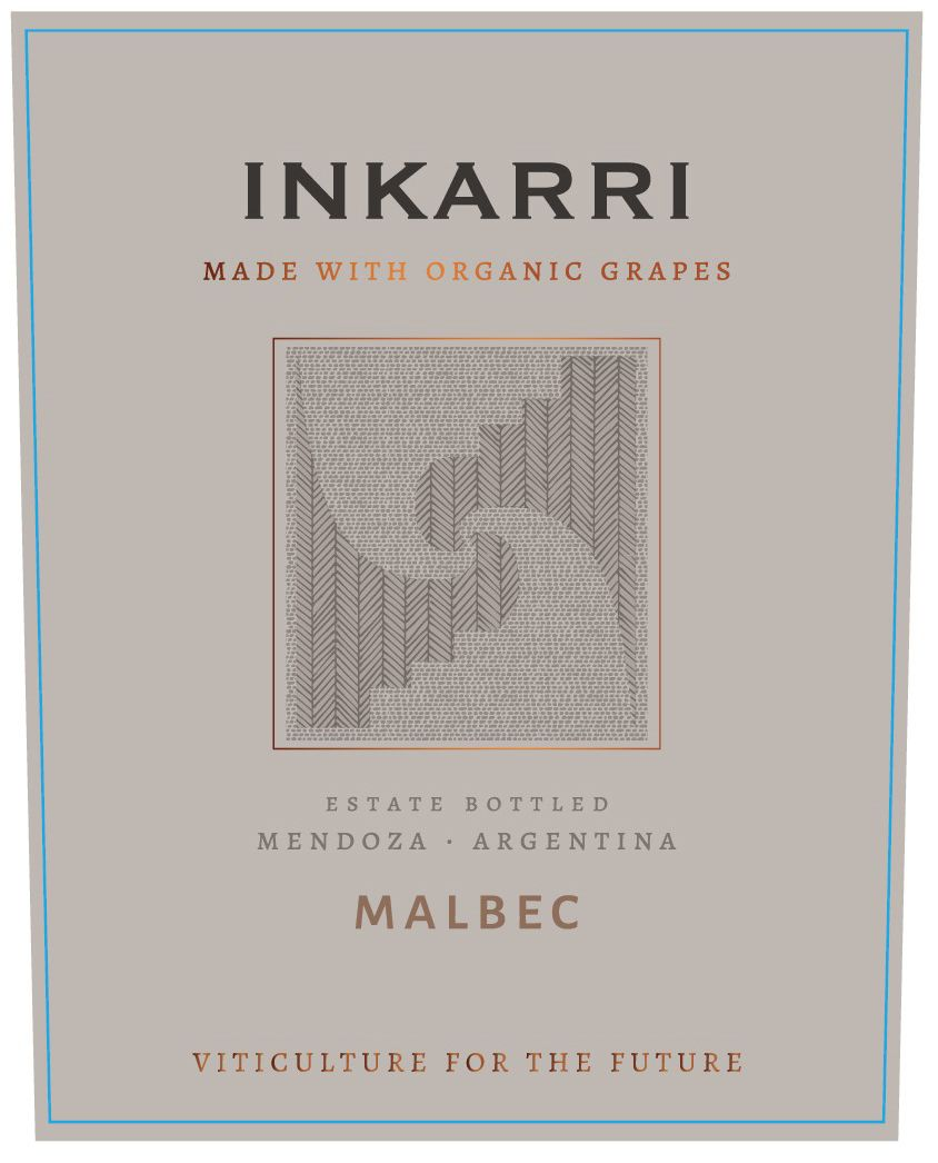 Inkarri by Proviva Estate Malbec 2018 Front Label