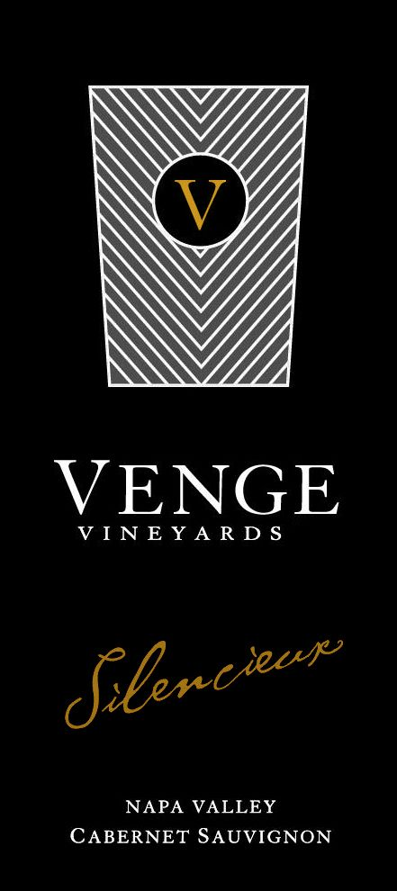 Venge Vineyards Silencieux Cabernet Sauvignon 2013  Front Label