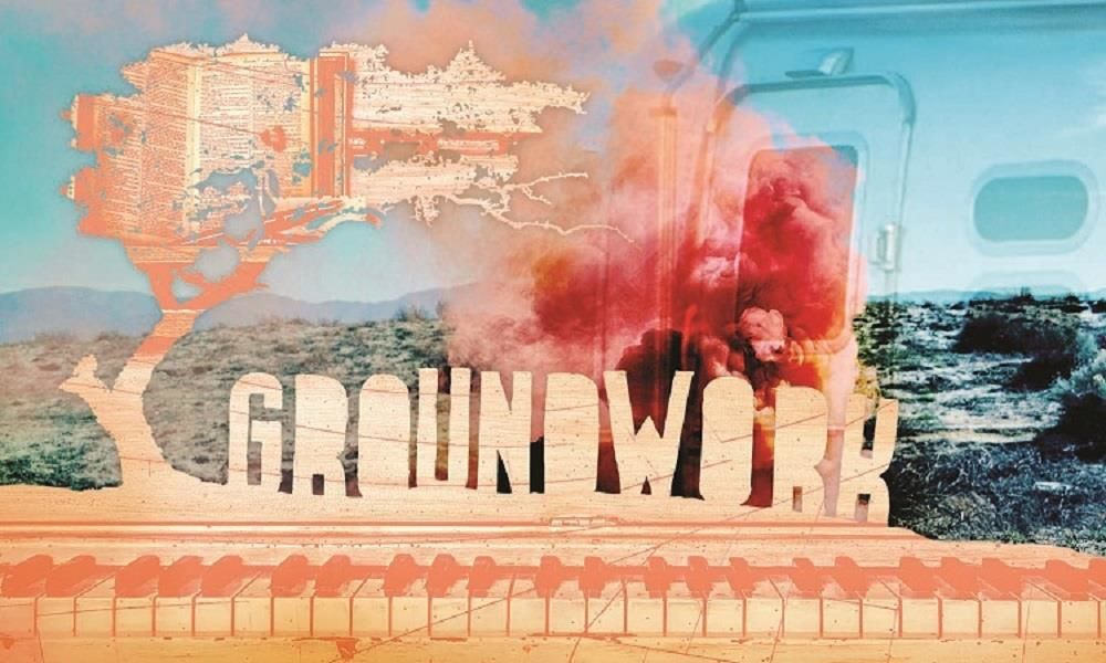Groundwork Grenache Blanc 2018  Front Label