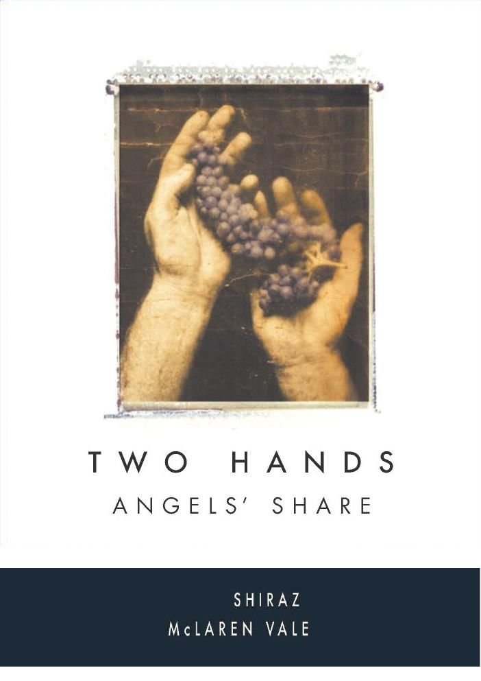 Two Hands Angels' Share Shiraz 2019  Front Label