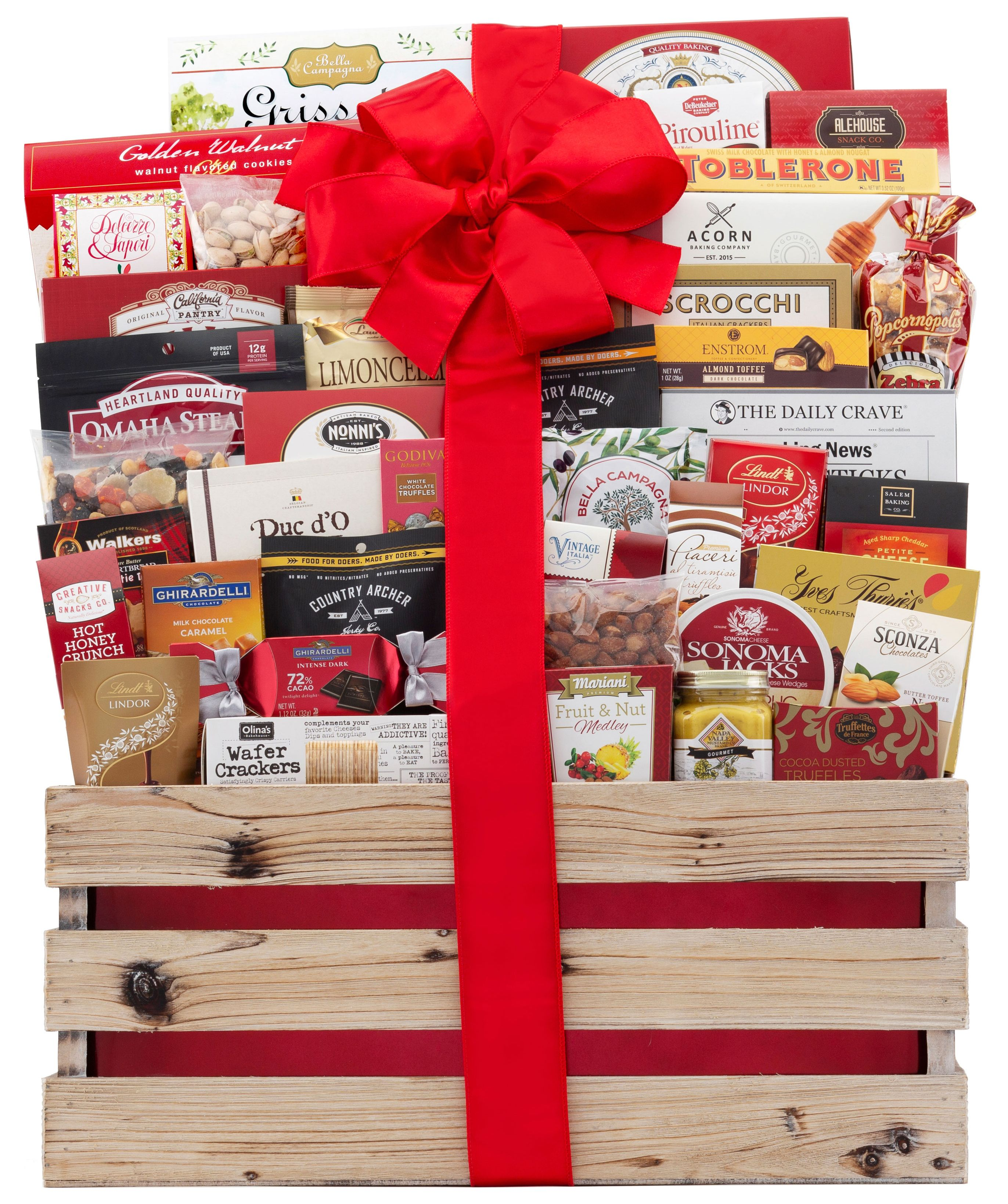 wine.com Winter Wonderland Gift Basket  Gift Product Image