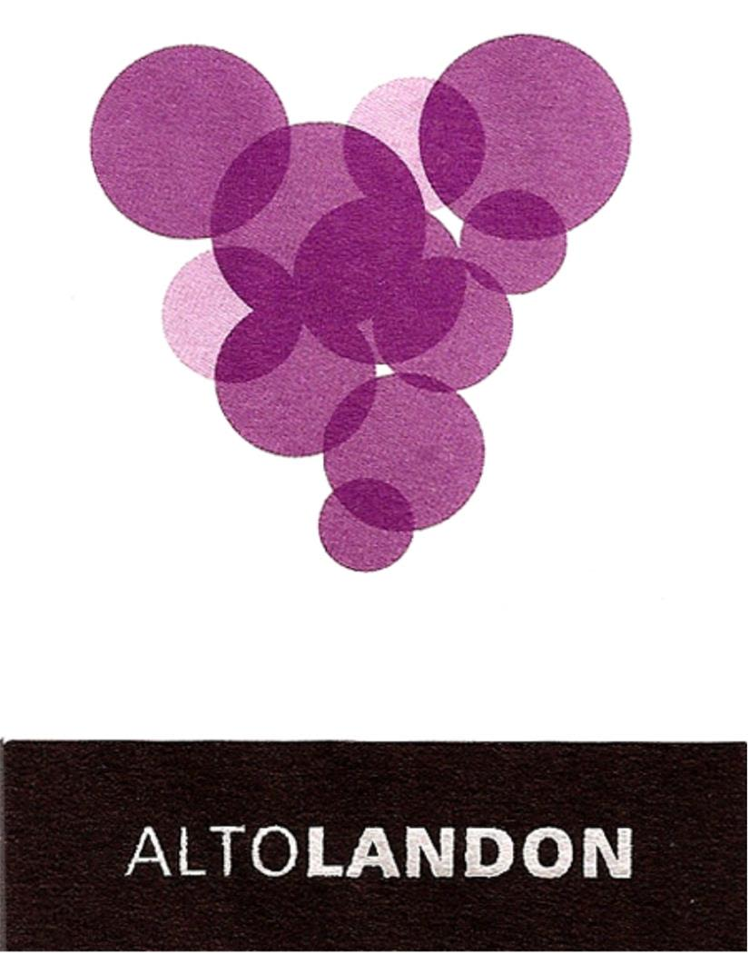 Altolandon AltoLandon 2004  Front Label