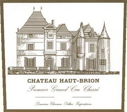 Chateau Haut-Brion (Futures Pre-Sale) 2019  Front Label