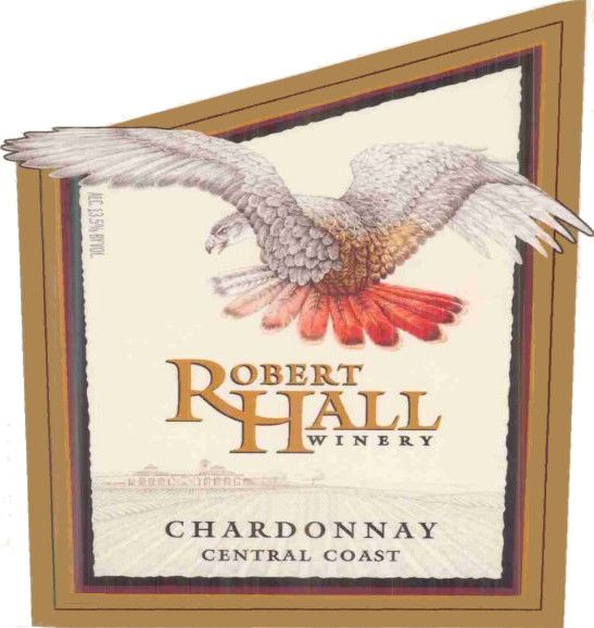 Robert Hall Chardonnay 2006 Front Label